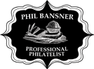 Phil Bansner: Professional Philatelist