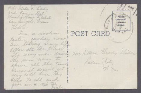 Postal History: Discontinued PO (Page 1096)