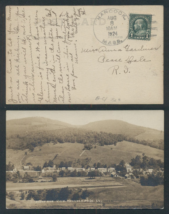 Postal History: Discontinued PO (Page 37)