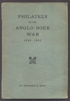 Philatelic Literature: Boer War (Page 2)